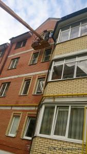 Фото работ на крыше 2