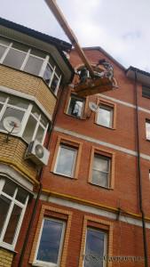 Фото работ на крыше 4